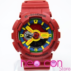Đồng hồ G-Shock GA-110FC-1A Crazy Colors Replica