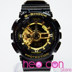Đồng hồ G-Shock GA-110GB-1A Gold Black Replica