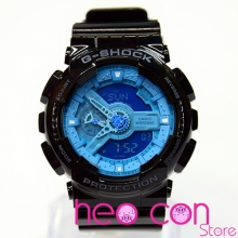 Đồng hồ G-Shock GA-110B-1A2 Hyper Colors Black&Blue Replica