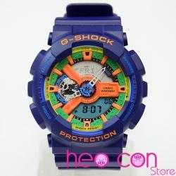 Đồng hồ G-Shock GA-110FC-2A Crazy Colors Replica