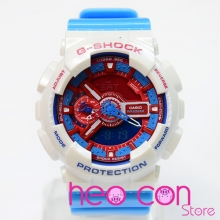 Đồng hồ G-Shock GA-110AC-7A White Blue Limited Edition Replica