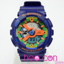Đồng hồ G-Shock GA-110FC-2A Crazy Colors Replica