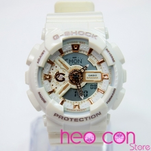 Đồng hồ G-Shock GA-110LB-7A White Brown Limited Edition Replica