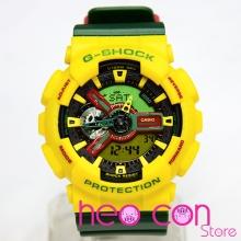 Đồng hồ G-shock Ga-110RF-9A Rastafarian Limited Edition Replica