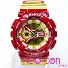Đồng hồ G-Shock GA-110CS-4A IronMan Limited Edition Replica