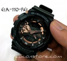 Đồng hồ G-Shock GA-110RG-1A Rose Gold Replica