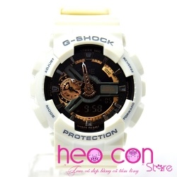 Đồng hồ G-Shock GA-110RG-7A Rose Gold Replica