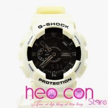 Đồng hồ G-Shock GA-110GW-7A White Black Replica