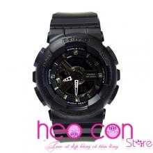 Đồng hồ Baby-G BA-110BC-1A Full Black Replica