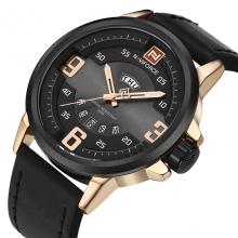 Đồng hồ Naviforce Nam Dây Da Cao Cấp - NF9086M