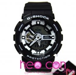 Đồng hồ G-Shock GA-110BW-1A Black White Replica