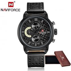 Đồng hồ Naviforce Nam Dây Da Chính Hãng - NF9068L