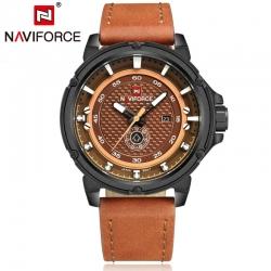 Đồng hồ Naviforce Nam Dây Da Chính Hãng - NF9083