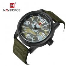 Đồng hồ Naviforce Nam Dây Nylon Cao Cấp Chính Hãng - NF9068