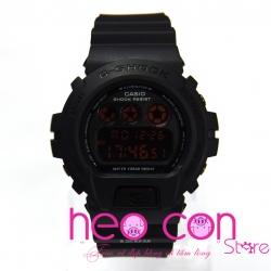 Đồng hồ G-Shock DW-6900MS-1 Matte Black Replica
