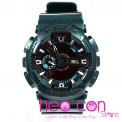Đồng hồ G-Shock GA-110NM-3A Neo Metallic Limited Replica