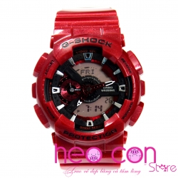 Đồng hồ G-Shock GA-110NM-4A Neo Metallic Limited Replica