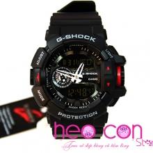 Đồng hồ G-Shock GA-400-1B Full Black Replica