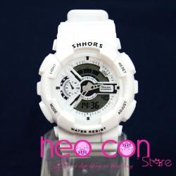 Đồng hồ thể thao SHHORS UNISEX Năng Động - Size 50mm