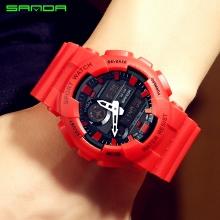 Đồng hồ Thể Thao SANDA Chính Hãng Chống Nước - #899 (Red)