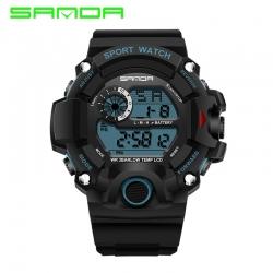 Đồng hồ Điện tử Thể Thao SANDA Chính Hãng - #326 (Blue)