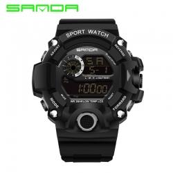 Đồng hồ Điện tử Thể Thao SANDA Chính Hãng - #326 (Đen)