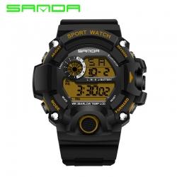Đồng hồ Điện tử Thể thao SANDA Chính hãng - #326 (Yellow)