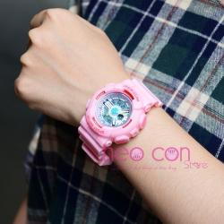 Đồng hồ Thể Thao Nữ SANDA Chống Nước - #292 (Hồng Nhạt)
