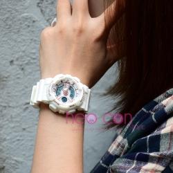 Đồng hồ Thể Thao Nữ SANDA Chống Nước - #292 (Trắng Rose Gold)