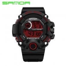 Đồng hồ Điện tử Thể Thao SANDA Chính Hãng - #326 (Đỏ)