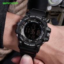 Đồng hồ Điện tử Thể thao SANDA Chính Hãng - 359 (Đen)