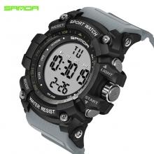 Đồng hồ Điện tử Thể thao SANDA Chính Hãng - 359 (Xám)
