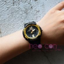 Đồng hồ Thể Thao Nữ SANDA Chính Hãng - #757 (Đen Gold)