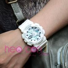 Đồng hồ Thể Thao Nữ SANDA Chống Nước - #292 (Trắng)