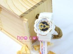 Đồng hồ Thể Thao Nữ SANDA Chống Nước - #292 (Trắng Gold)