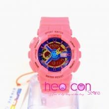 Đồng hồ Thể Thao Nữ SANDA Chống Nước - #292 (Hồng)