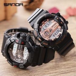 Đồng hồ Thể Thao Nam SANDA Chính Hãng Chống Nước #599