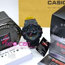 Đồng hồ G-Shock GA-700SE-1A9 Layered Neon Color Copy 1:1 Replica