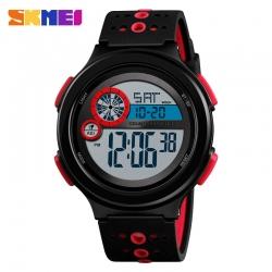 Đồng hồ Điện tử SKMEI Chính Hãng Dây 2 Màu Cá Tính - 1374