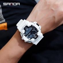 Đồng hồ Điện tử Thể thao Nam SANDA Chính Hãng Chống Nước - 387