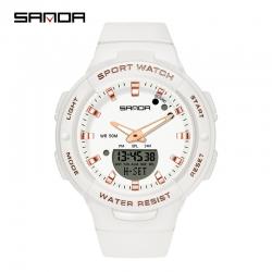 Đồng hồ thể thao Nữ SANDA Chính Hãng Giá Rẻ - 6005 Series