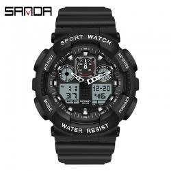 Đồng hồ Thể Thao Nam Nữ SANDA Chống Nước - 3099 Series