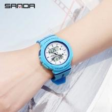 Đồng hồ Thể Thao Nữ SANDA Colorful Chính Hãng - 3003 Series