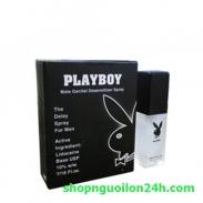 Xịt Play Boy kéo dài thời gian