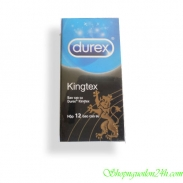 Durex Kingtex 12s