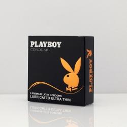 Bao cao su Play Boy Ultra Thin 3s