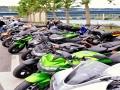 Chợ trời môtô lớn nhất nước Pháp