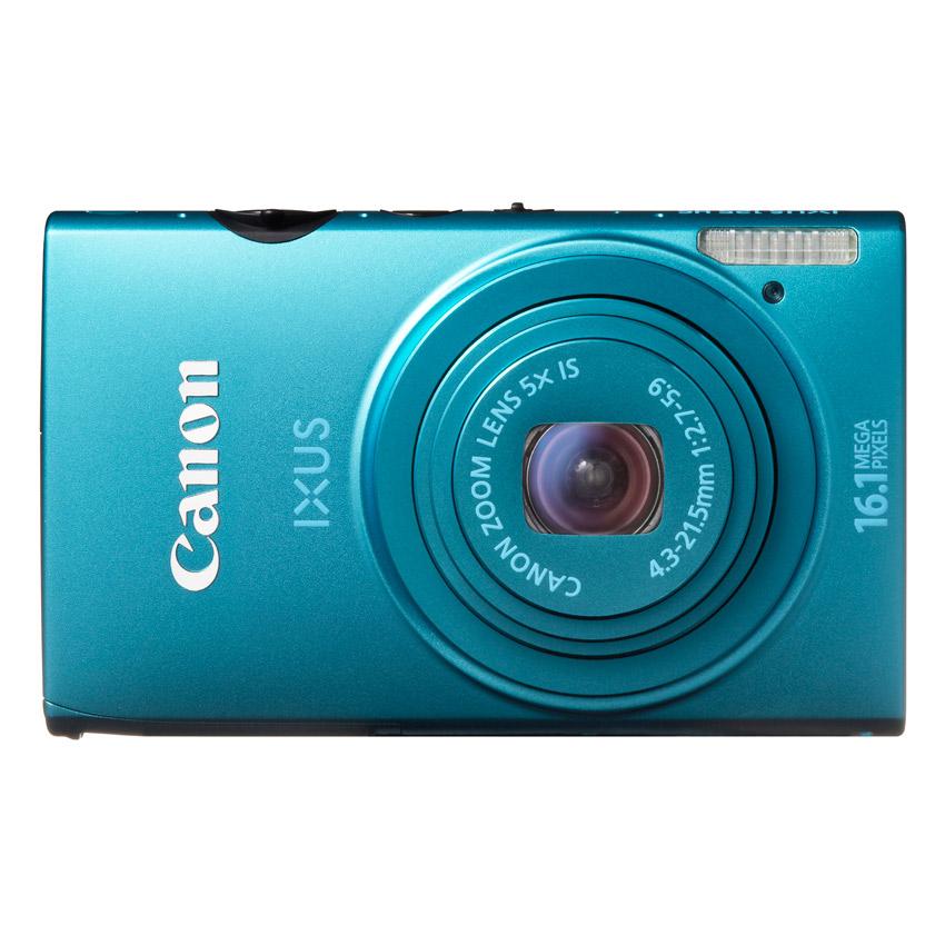 Canon Ixus 125 HS – 16.1MP / Xanh dương