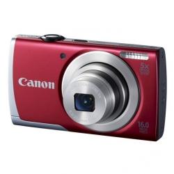Canon PowerShot A2500 – 16MP / Đỏ